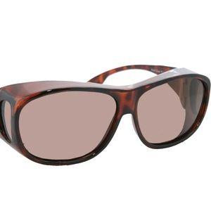Small Cover (OverRx) Coppermax lens Sunglasses